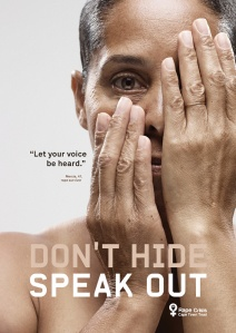 Speak out Rape Pic